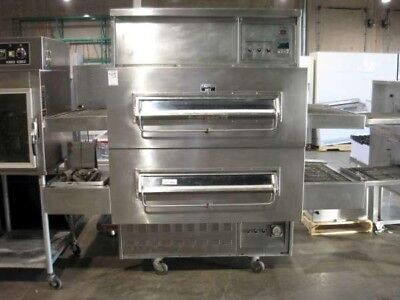 Middleby Marshall PS360 - Natural Gas Conveyor Pizza Oven, Perfect Working Order