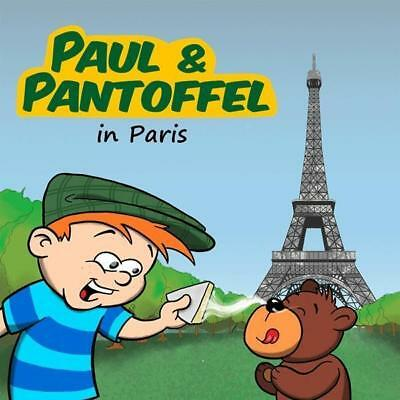 Maier, David: Paul & Pantoffel in Paris, Audio-CD