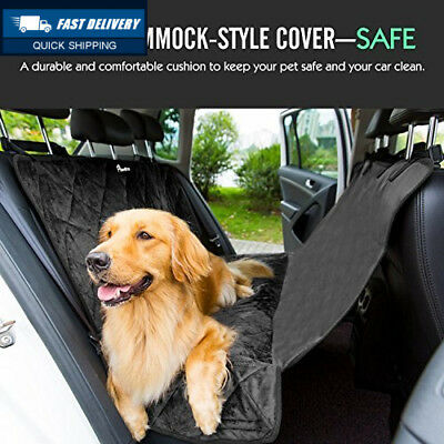 Pawaboo Pet Car Seat Cover, Hammock Style Dog Backing Water-resistant & Non...
