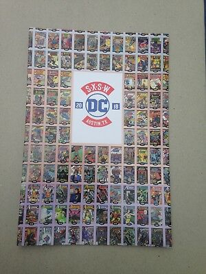 "DC Superman 80 Years Exclusive SXSW Variant Action Comics 1000 Poster 27""x40"""