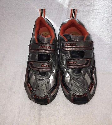Geox Toddlers Boys Sneakers Shoes Size 12 ~Nice~