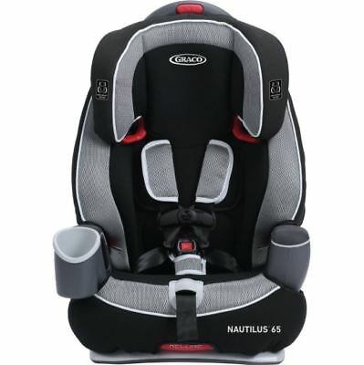 Children Booster Car Seat Toddler Baby Kids Graco Nautilus 65 3-in-1 Harness NEW