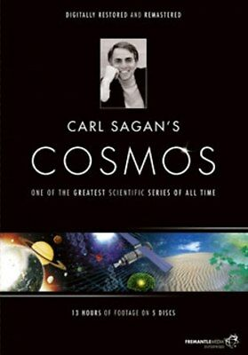 Cosmos (Carl Sagan) 5 Disc Set New DVD RAll