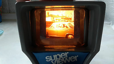 Boots Super Viewer Slide Viewer (Boxed - Tatty, inc. Instructions) (No. 2)
