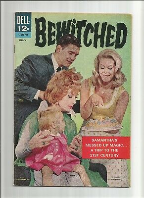 BEWITCHED  No.8 DELL COMIC