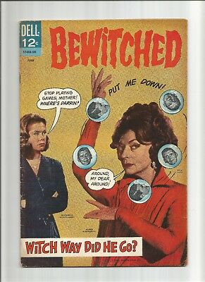 BEWITCHED No.5 DELL COMIC