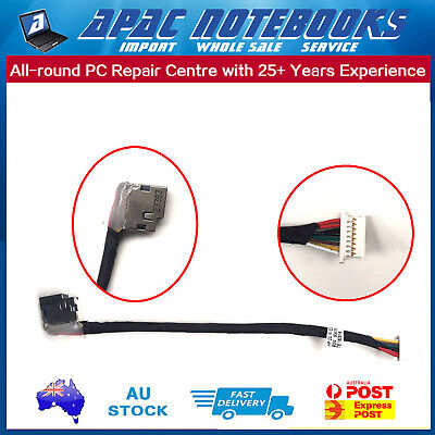 DC Power Input Jack with Cable For HP 804187-F17/S17 804187-Y17/T17