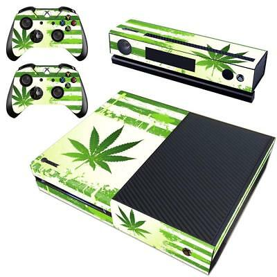 XBOX ONE KINECT Consoles Controllers Python Snake Skin Vinyl