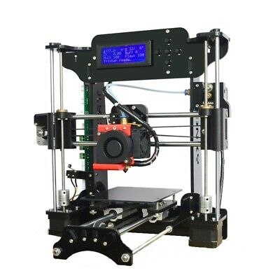 TRONXY XY-100 DIY 3D Printer Kit 120*140*130mm Printing Size Support Off-line Pr