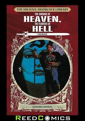 Moorcock Erekose The Swords Of Heaven Flowers Of Hell Library Edition Hardcover