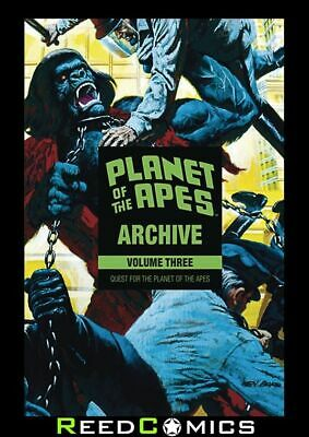 PLANET OF THE APES ARCHIVE VOLUME 3 HARDCOVER (368 Pages) New Hardback
