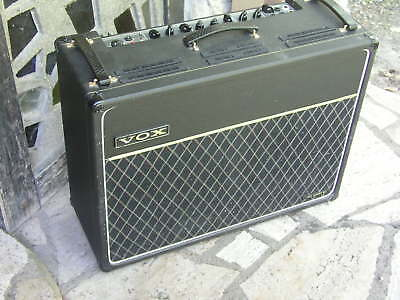 Vox Top Boost 30 Reverb / Tube Amp / Vintage mit Vox Speakern