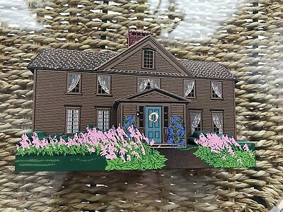 Orchard House - Concord, Mass - Sheila's Collectibles - Alcott & Little Women
