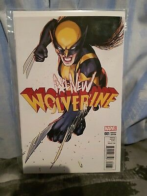 Marvel Comic All New Wolverine #1 Lopez Variant First Print Brand New! Mint!