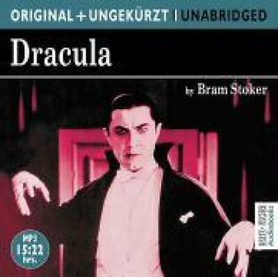 Stoker, Bram: Dracula. CD-MP3, Audio-CD