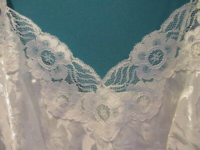Ladies vintage satin camisole by st .Michael ( marks & Spencer ) size 10/12.