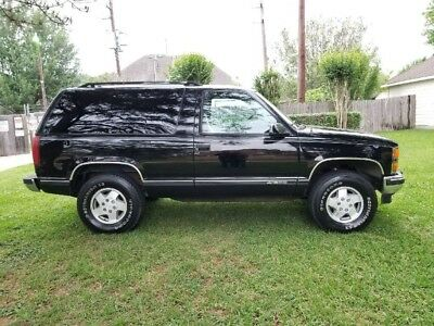 1993 Chevrolet Blazer  1993 Chevy 2Door Tahoe 4X4 V8 Run's Great