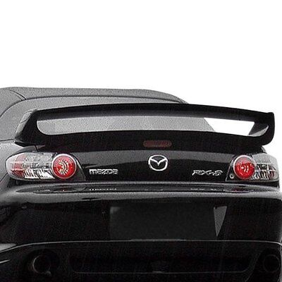 Door Mirror Glass New Replacement Driver Side For Mazda RX-8 2004-11