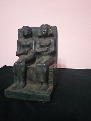 RARE ANTIQUE ANCIENT EGYPTIAN Statue Pharaoh King God Ptah 945-600 Bc