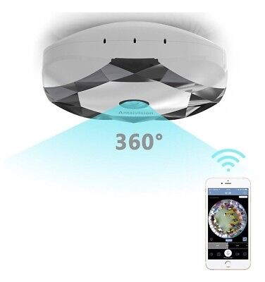 Antaivision 960P HD WiFi IP Security Network Dome Camera For Home Surveillance
