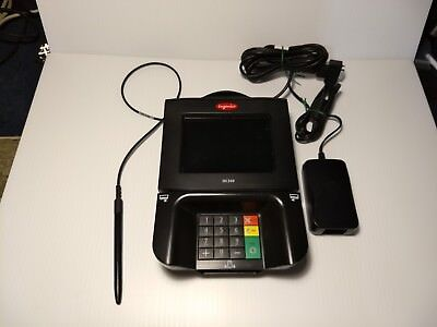 """Ingenico iSC350 Payment Terminal Card Swipe+Chip Reader~5.7"""" Touchscreen~Pen OPE"""