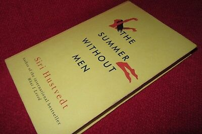 The Summer Without Men ~ Siri Hustvedt. sc   Provocative witty   UNread in MELB