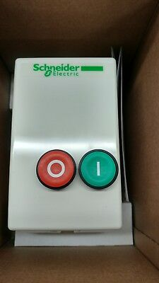 Schneider Electric DOL Starter with 5.5A to 8 A Overload Relay