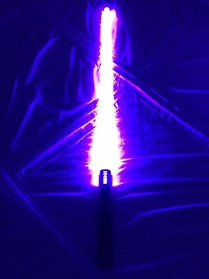 Saberforge Bastion Lightsaber - Purple-No Sound