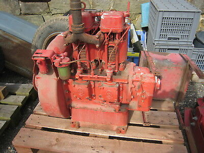 Armstrong Siddeley stationary engine