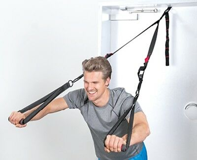 Suspension Trainer for Body Weight Fitness (like TRX)