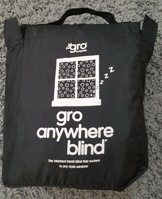 Gro Anywhere Travel Blackout Blind Adjustable The Gro Company