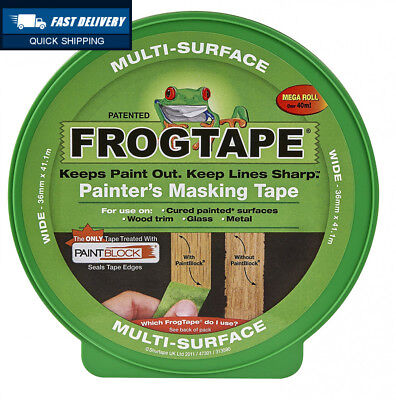 Frog Tape Painters Masking Multisurface - 36 mm x 41.1 m