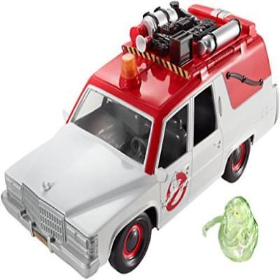 Ghostbusters Ecto1 Vehicle & Slimer Figure Toy Play Kids Game Mattel MYTODDLER