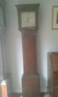 Grandfather / long cased Clock
