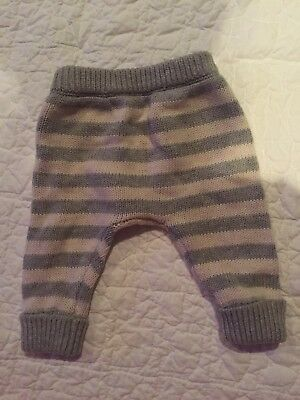 SEED baby knit pants