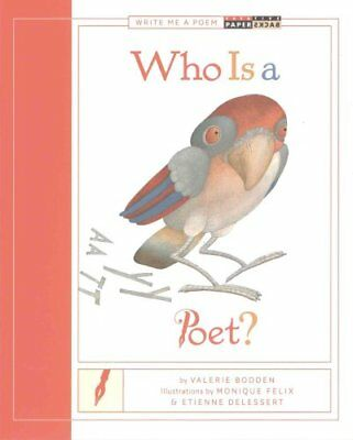 Who Is a Poet? by Valerie Bodden 9781628322552 (Paperback, 2016)