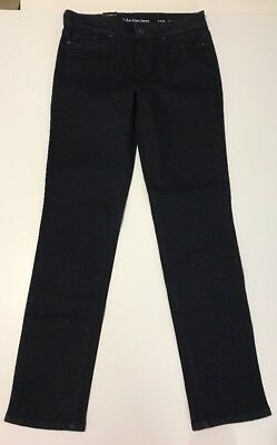 CALVIN KLEIN JEANS WOMENS SIZE 6 X 32 ULTIMATE SKINNY NEW WITH TAGS #444 Rinse