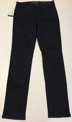 CALVIN KLEIN JEANS WOMENS SIZE 10 x 30 ULTIMATE SKINNY NEW WITH TAGS #444 Rinse