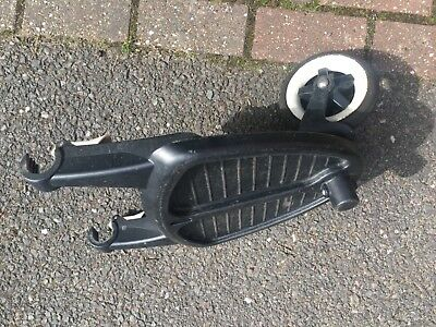 Bugaboo buggy board with adaptor for Bugaboo Donkey Duo