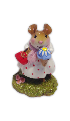 Wee Forest Folk  M-578 My Treat - Mother's Day - Daisy