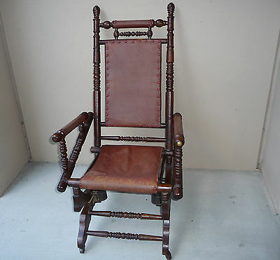 Hunzinger Antique Platform Rocker