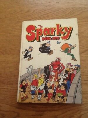 Old Sparky Book 1975