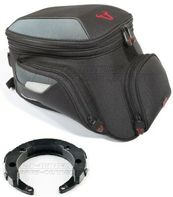 BMW 310 R from Yr 16 Quick-Lock Evo City 15 L Motorcycle Tank Bag Set NEW
