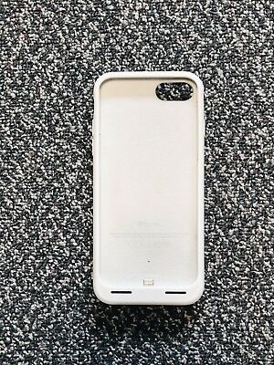 Genuine Apple iPhone 7 Smart Battery Charging Case Cover, White MN002LL/A