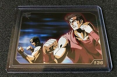 Double Dragon IV 136 - PlayStation - Limited Run Games Trading Card - NEW