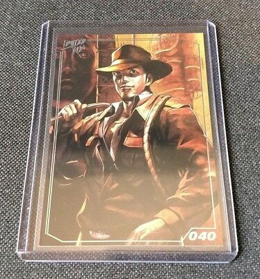La Mulana EX 040 - PlayStation - Limited Run Games Trading Card - NEW