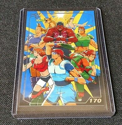 Windjammers 170 - PlayStation - Limited Run Games Trading Card - NEW
