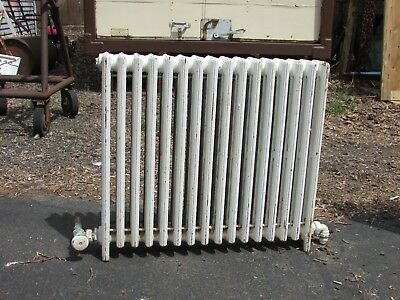 Antique Cast Iron Column Radiator Architectural Salvage