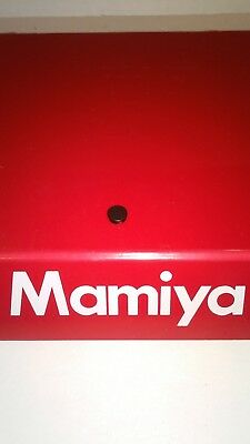 Mamiya 7 II / Mamiya 6 / MF6 body CALIBRATION CAP/COVER (NEW spare part)