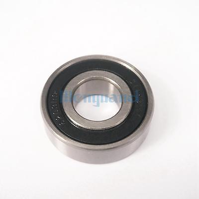 6203-2RS 17x40x12mm ABEC1 Thin-wall Shielded Deep Groove Ball Bearing